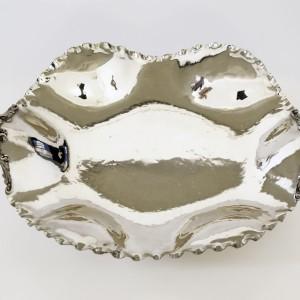 Piccolo vassoio in argento