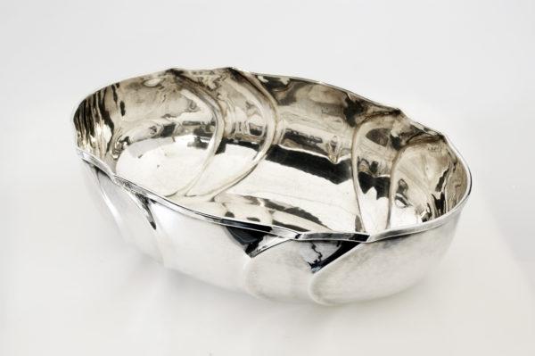 Porta caramelle e oggetti in argento